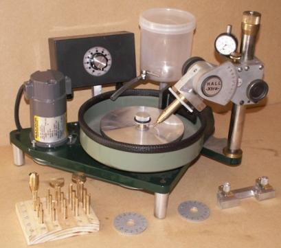 Astro Tel New Faceting Machine