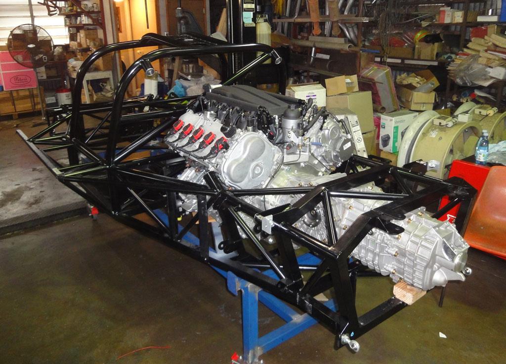 Ray Hall Turbocharging - Ultima Evolution Coupe